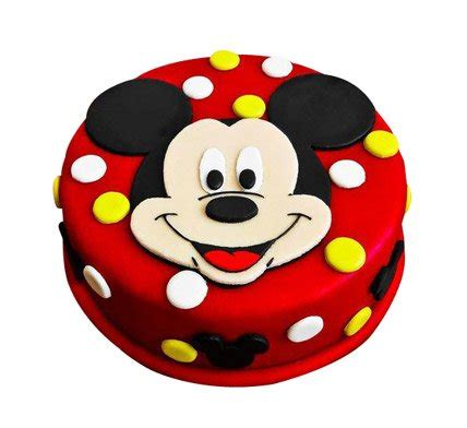 mickey mouse cake  kg  inr   shipping  eggless