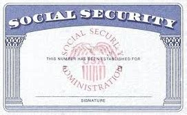 Social Security Office Ri by Social Security Number Social Security Number When To