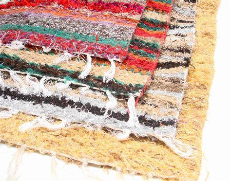 untreated cotton rag rugs cotton colourfull bedroom bathroom kitchen rag rug runners ebay