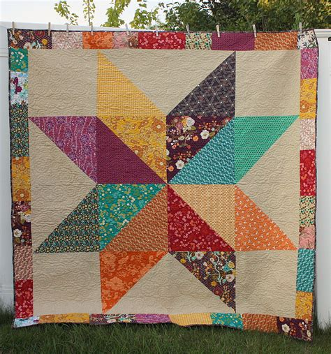 giant indie star quilt diary of a quilter a quilt blog