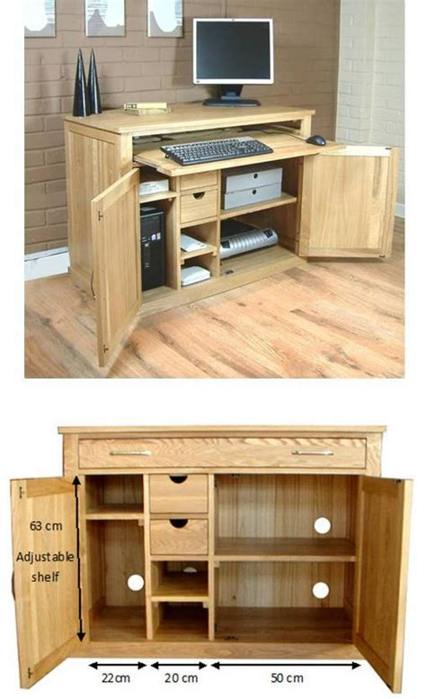 Oak Home Office Desk Mobel Oak Home Office Desk Mobel Oak Home Office