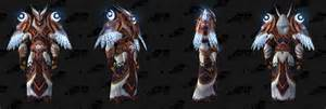 Updates world of warcraft 7 0 legion tier 19 armor sets of all
