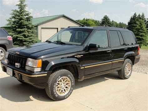 1995 Jeep Grand Cherokee Pictures Cargurus
