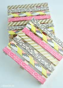 Christmas Craft Gift Ideas For Adults - washi tape mini pallet coasters diy club chica circle where crafty is contagious