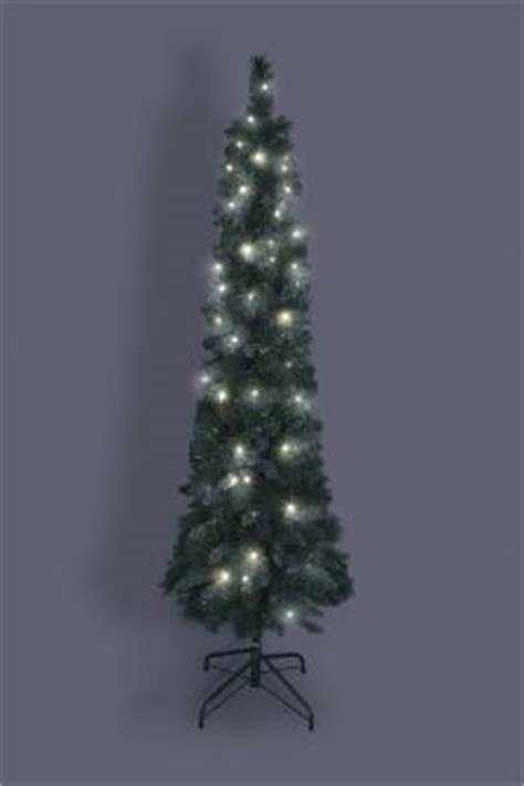 christmas trees slim pre lit artificial christmas
