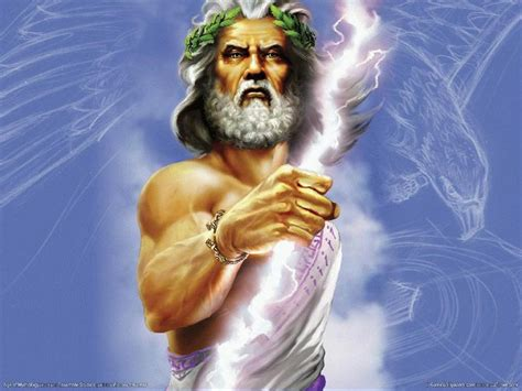 mythology2010 rowland tattoos all entry design zeus greek god