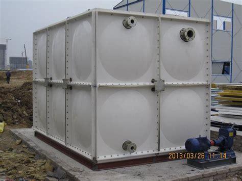 Panel Water Tank Panel Type Water Tank Sectional Grp Panel Tank Water