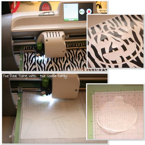 Make Your Own Contact Paper - how to make your own custom stencils the easy way