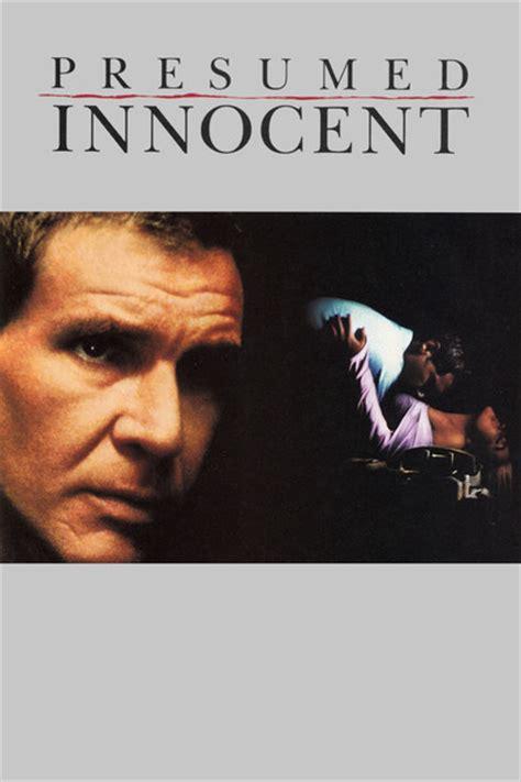 Presumed Cast by Presumed Review 1990 Roger Ebert
