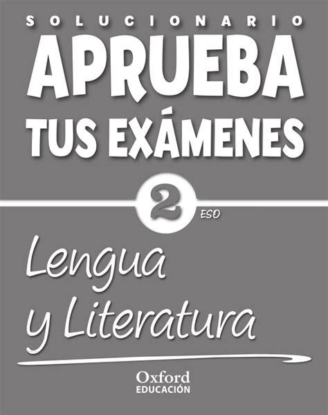 libro muecos metforas y soluciones libro de soluciones lengua 2 186 eso