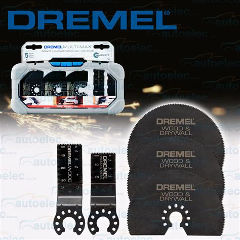 Dvd Multimax dremel multimax multi max tool 5 cutting blade accessory set kit mm 385
