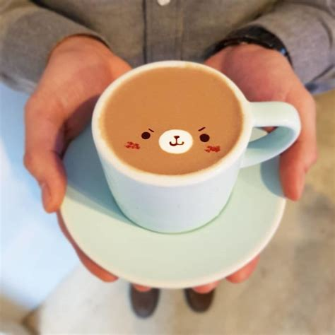 Coffee Di Korea i m a barista from korea who creates on coffee bored panda