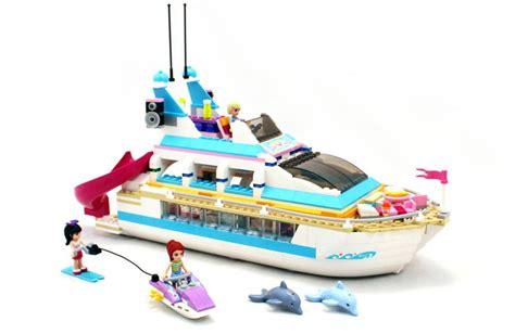 jacht lego friends lego friends boat instructions www pixshark images