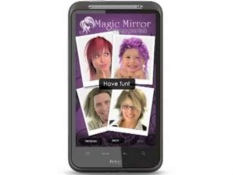 Play Magic Hair Styler by Magic Mirror Hair Styler Apps Bei Play