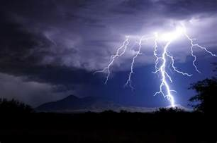 Lightning And Thunder It S Like Thunder Lightning Robert Barnett