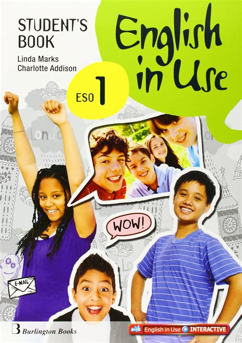 new english in use 9963516580 comprar libro 1eso english in use 1 186 eso student 180 s book
