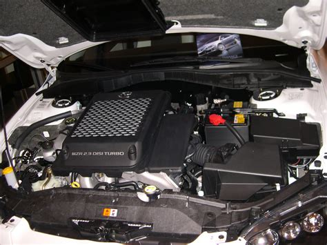 file 2006 mazdaspeed 6 mzr engine jpg wikimedia commons
