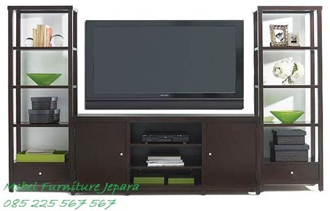 Meja Tv Led 32 buffet tv meja minimalis modern mebelfurniturejepara