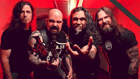Slayer Rock Band Heavy Metal - slayer band wallpaper 183