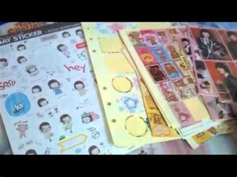 Decoration Ideas For Diary How To Decorate Your Diary Planner 2
