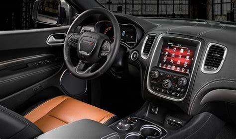 2020 Dodge Durango Interior by 2020 Dodge Durango Review Rating Specs Price Clues