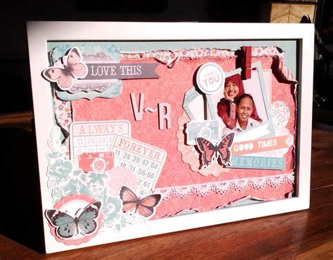Tutorial Membuat Scrapbook Sendiri | scrapbook on a budget berhemat membuat scrapbook dengan