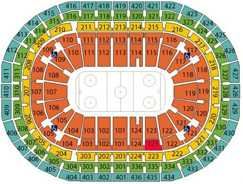 section rouge centre bell bell centre section 104 for hockey images frompo