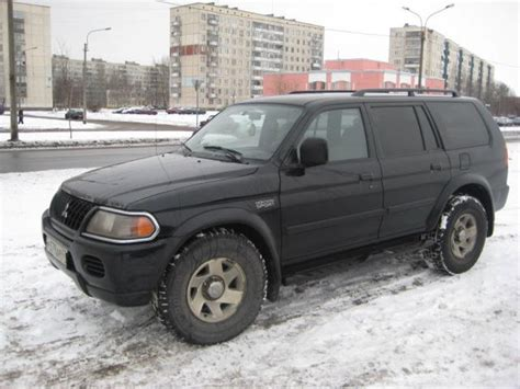 mitsubishi montero sport transmission problems mitsubishi montero sport 2002 problems