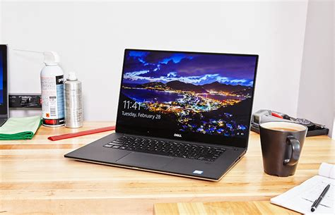 Notebook Dell Xps 15 dell xps 15 review and benchmarks