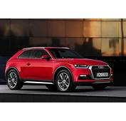 Audi Q2 Rendering Released Debut Expected In 2015