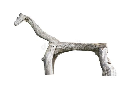 wooden horse bench wooden horse bench shaped like a horse at park outdoor