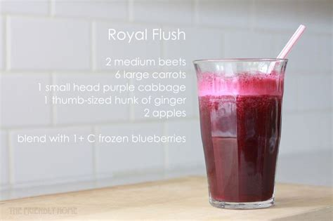 Royal Flush Detox Drink Recipe by 17 Best Images About Juices And Smoothies On