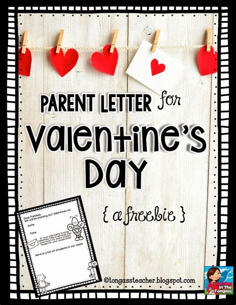 card exchange letter to parents a class y collaboration