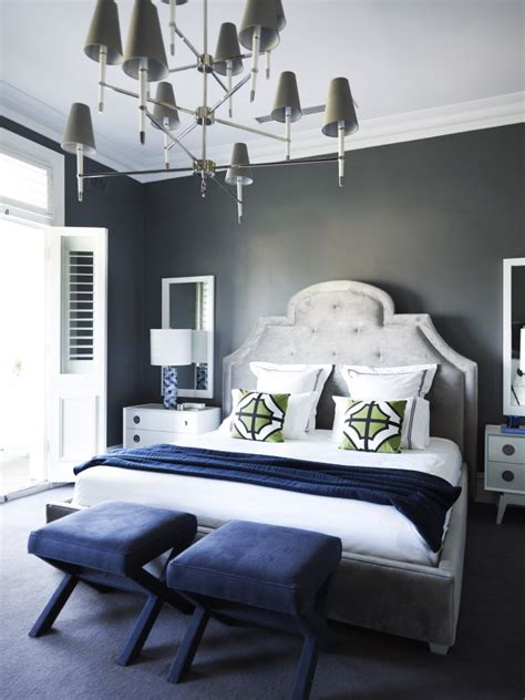 grey and blue bedroom ideas clarke payne house interiors by color