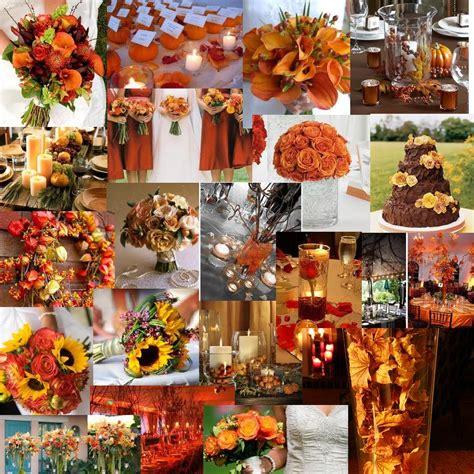 autumn themed wedding decorations autumn season wedding wedding cards a2zweddingcards