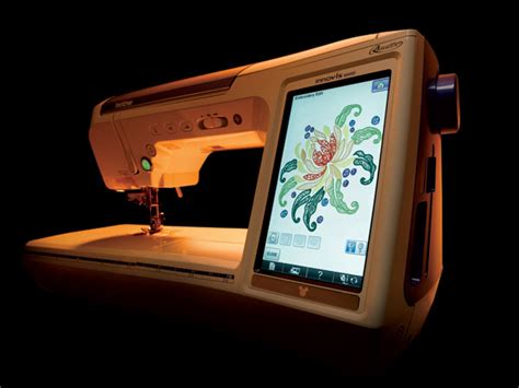 Mesin Las Modern M 2553 the quattro 6000d this ain t your grandmomma s sewing machine