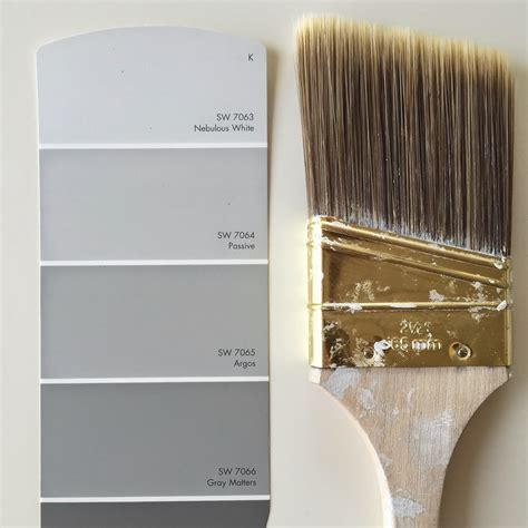the shade of gray paint coulter