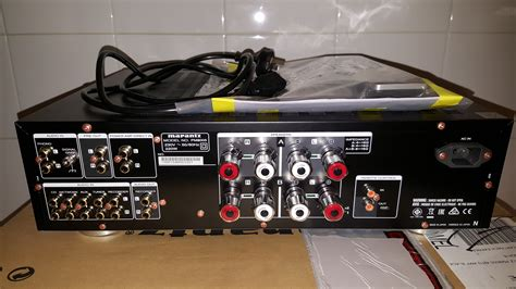 marantz pm  intergrated amplifier classifieds