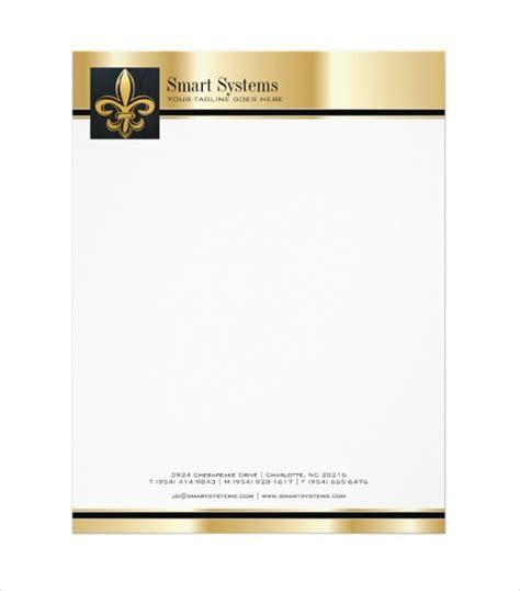 Business Letter Template Ai Professional Letterhead Template 17 Free Psd Eps Ai Illustator Format Free