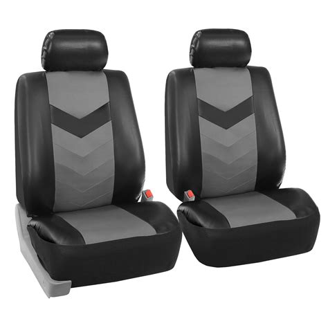 Car Mats And Seat Covers by Synthetic Leather Car Seat Covers W Floor Mats And