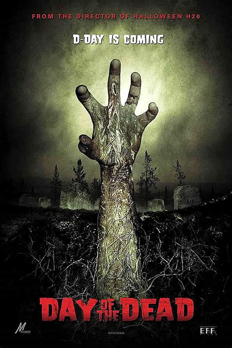 film zombie terbaik day of the dead remake horror movie posters