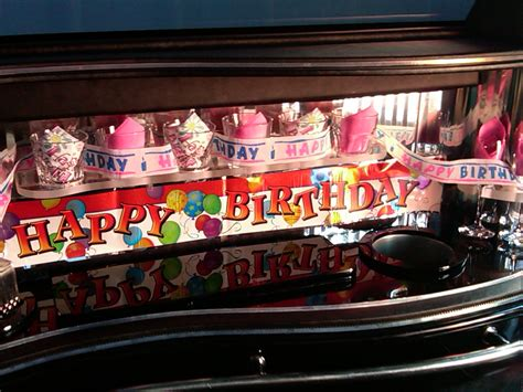 Birthday Limousine imperial one limo birthday page