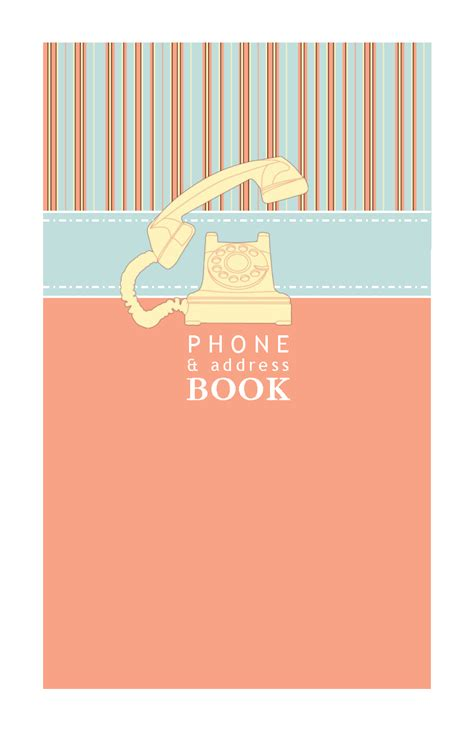 printable phone book template 8 best images of phone book printable printable phone