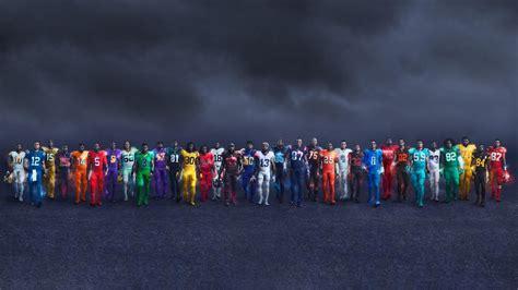 new jersey colors photos nike unveils 32 new nfl color uniforms