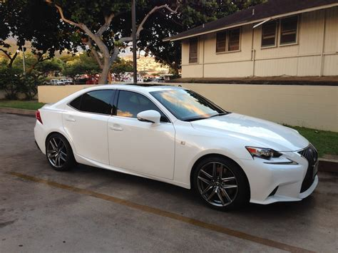 lexus f sport rims flush spacers on fsport rims page 2 clublexus lexus
