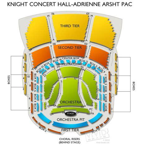adrienne arsht center seating chart miami concert at adrienne arsht pac seating chart