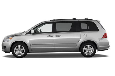 vw minivan volkswagen routan reviews research new used models