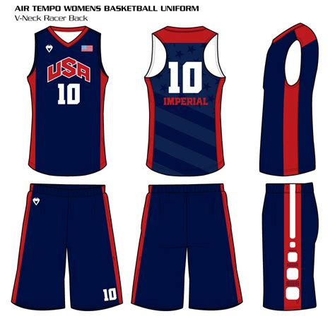 basketball jersey layout front and back women s sublimated basketball uniforms archives the