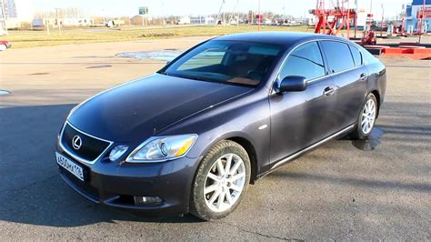 2006 lexus gs300 start up engine and in depth tour
