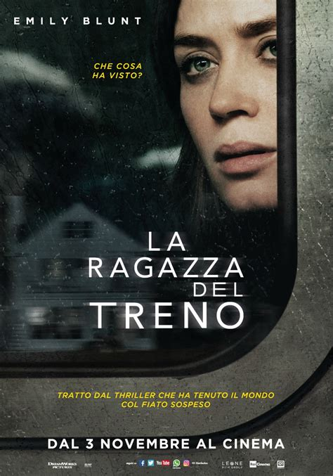 la ragazza del treno la ragazza del treno film 2016